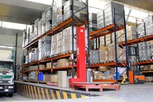 Servicio de almacenamiento y gestión de entregas
