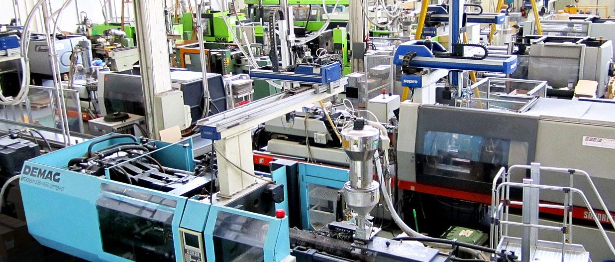 KRAMSOUTH Inyección de plásticos