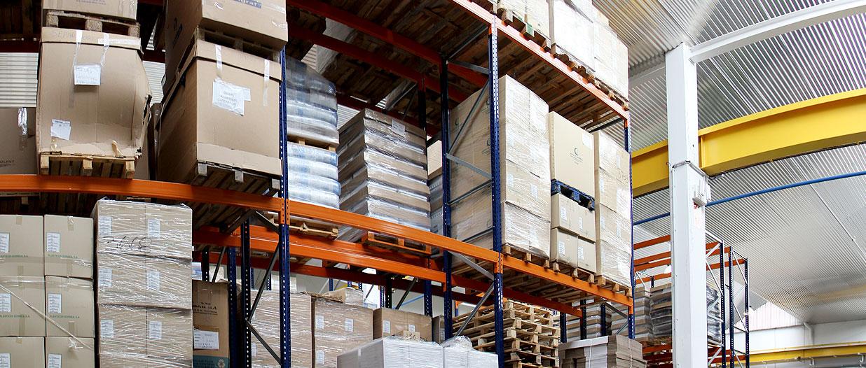 KRAMSOUTH Logistica y Almacenamiento